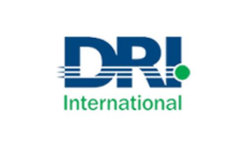 Logo for DRI International