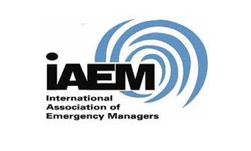 Logo for IAEM - International Association of Emergency Managers